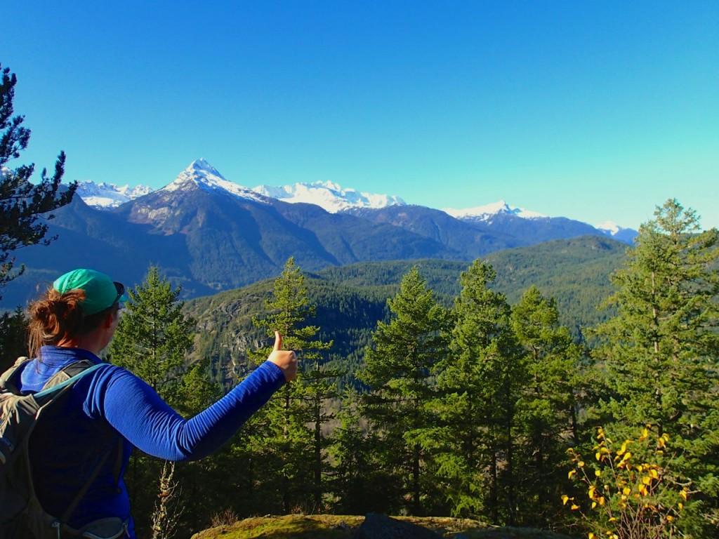 Tantalus Range from Brohm Lake trails