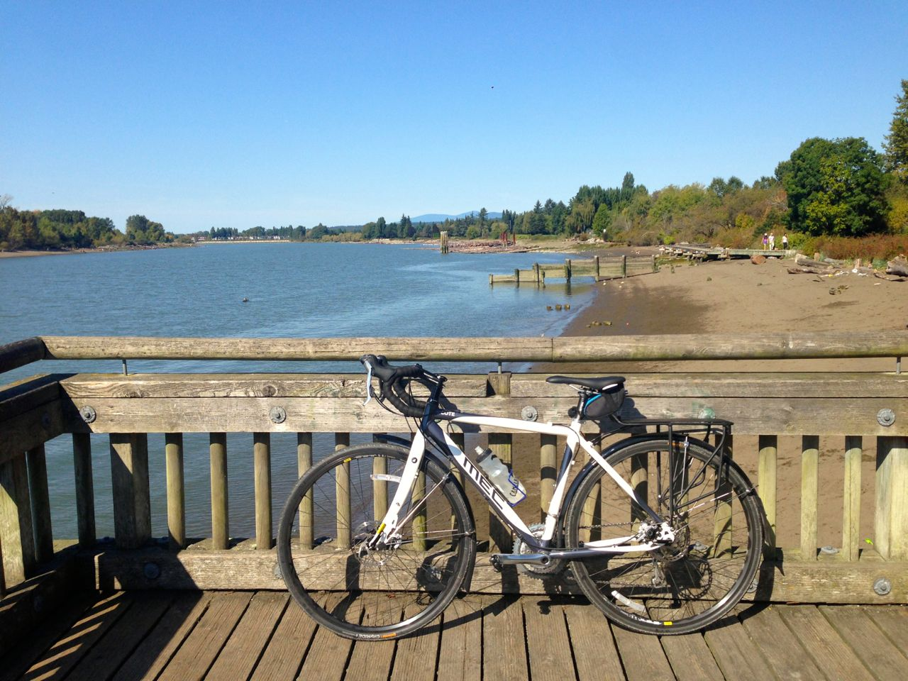 Biking in the Southlands