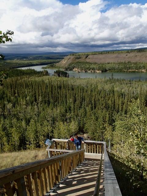 Five Finger Rapids, Yukon Territory