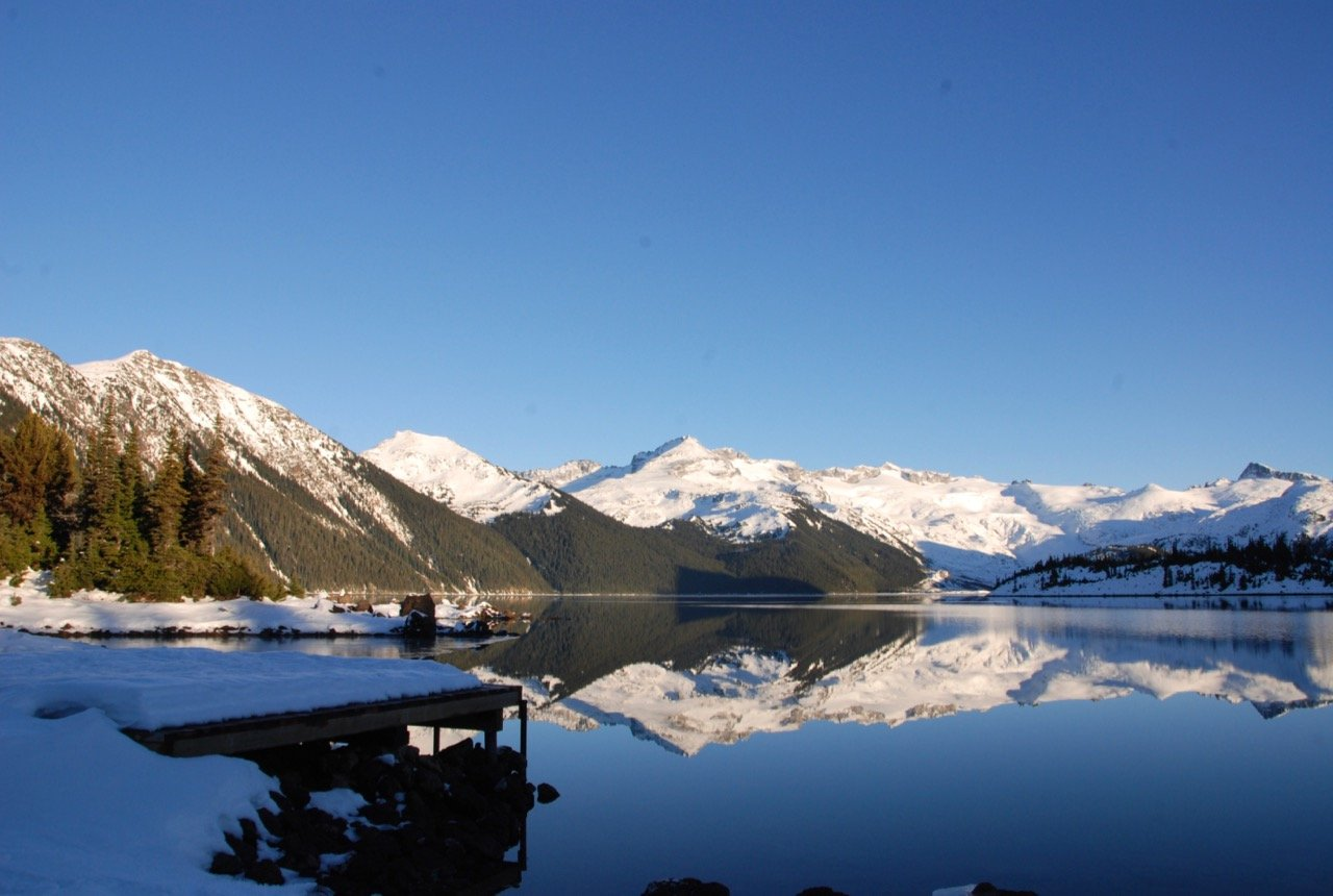 how to get to garibaldi lake