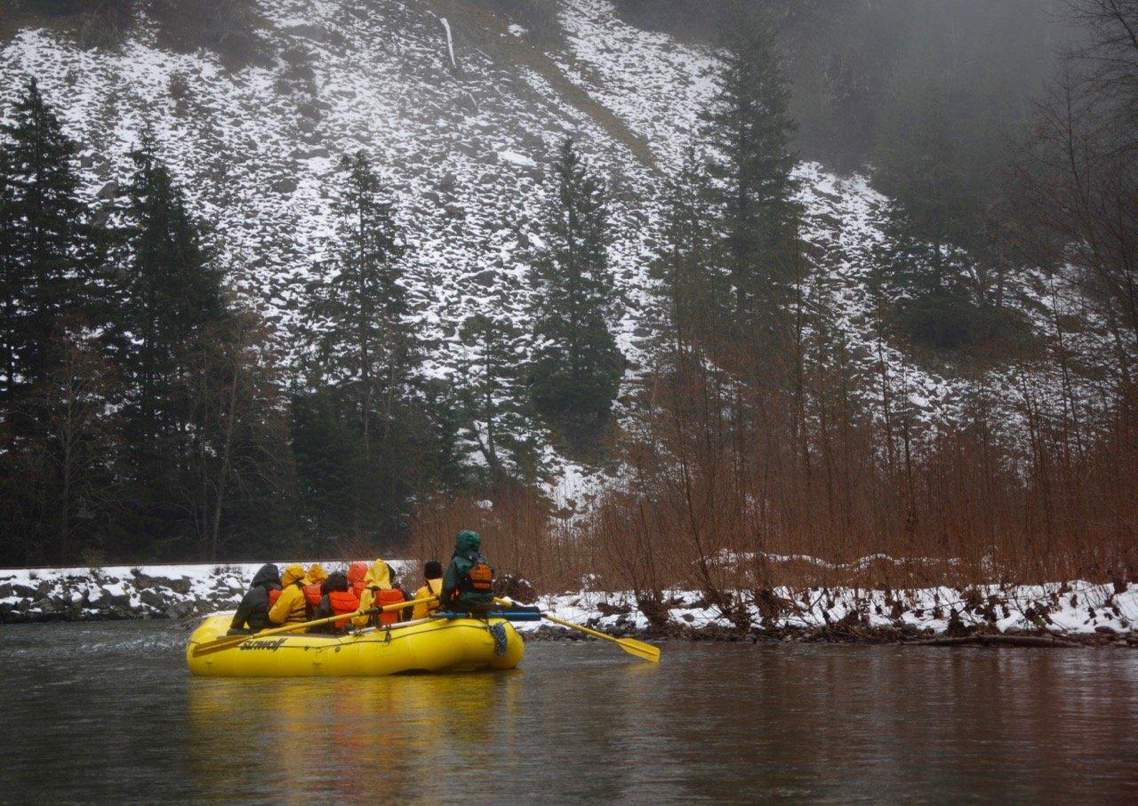 Sunwolf Eagle Float in Squamish
