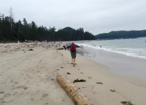 Spring Backpacking Near Vancouver: Cape Scott