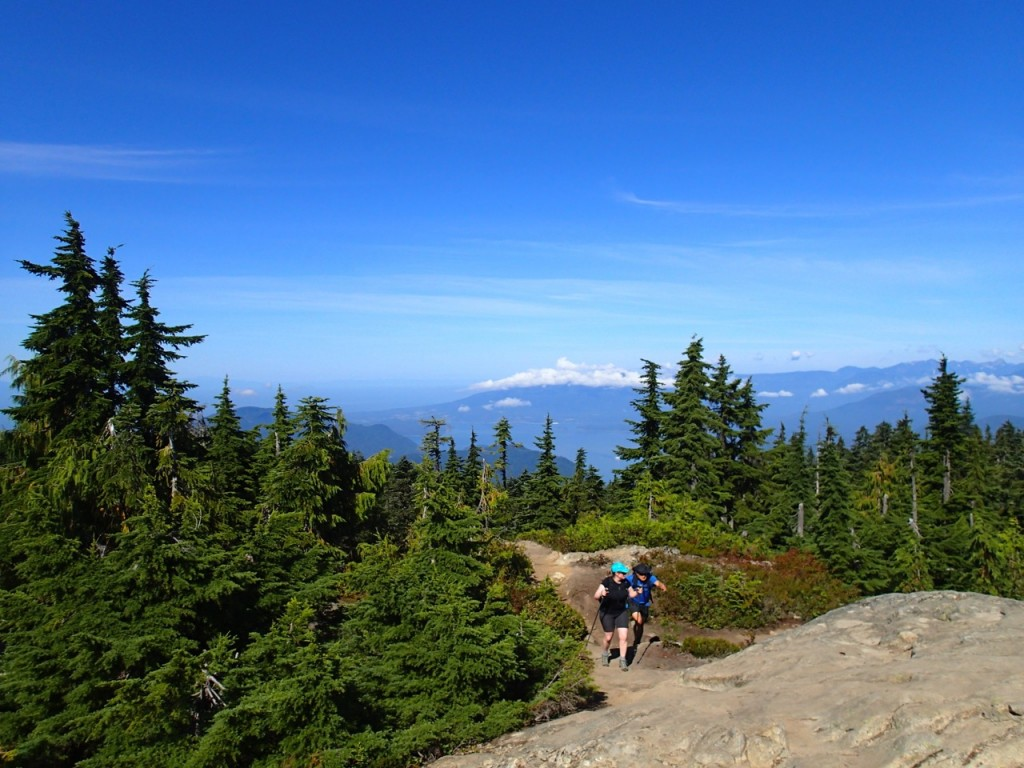 Black Mountain - Alternatives to the Grouse Grind