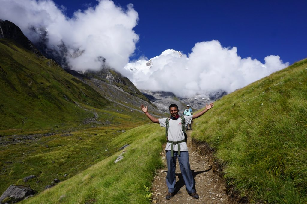 Hire a Trekking Guide in Nepal