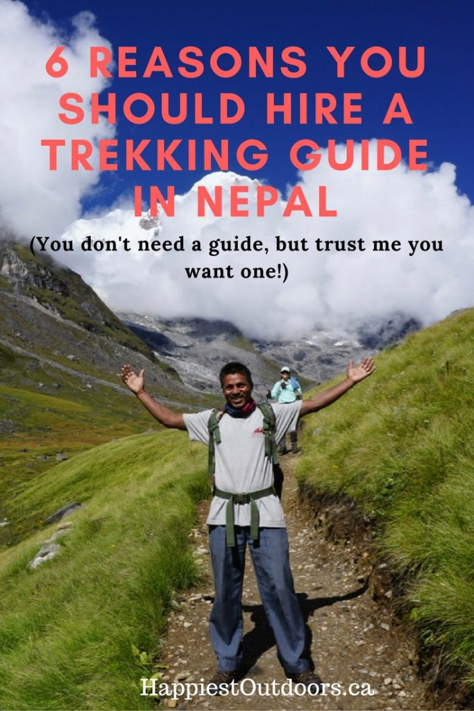6 Reasons You Should Hire a Trekking Guide in Nepal