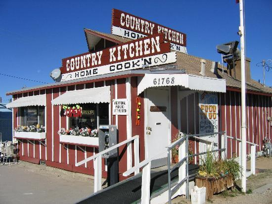 Country Kitchen restaurant near Joshua Tree National Park, one of 15 awesome things to do in Joshua Tree. Add drinking a date shake to your Joshua Tree bucketlist.