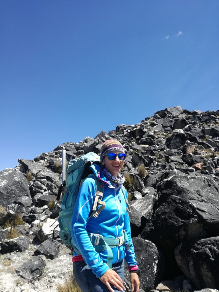 Best Fleece for Pear Shapes: Icepeak Sesil Midlayer. Learn more about how to find women's hiking clothing for your body type.