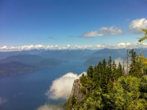 St. Mark's Summit in Cypress Provincial Park - one of the best hikes in Vancouver