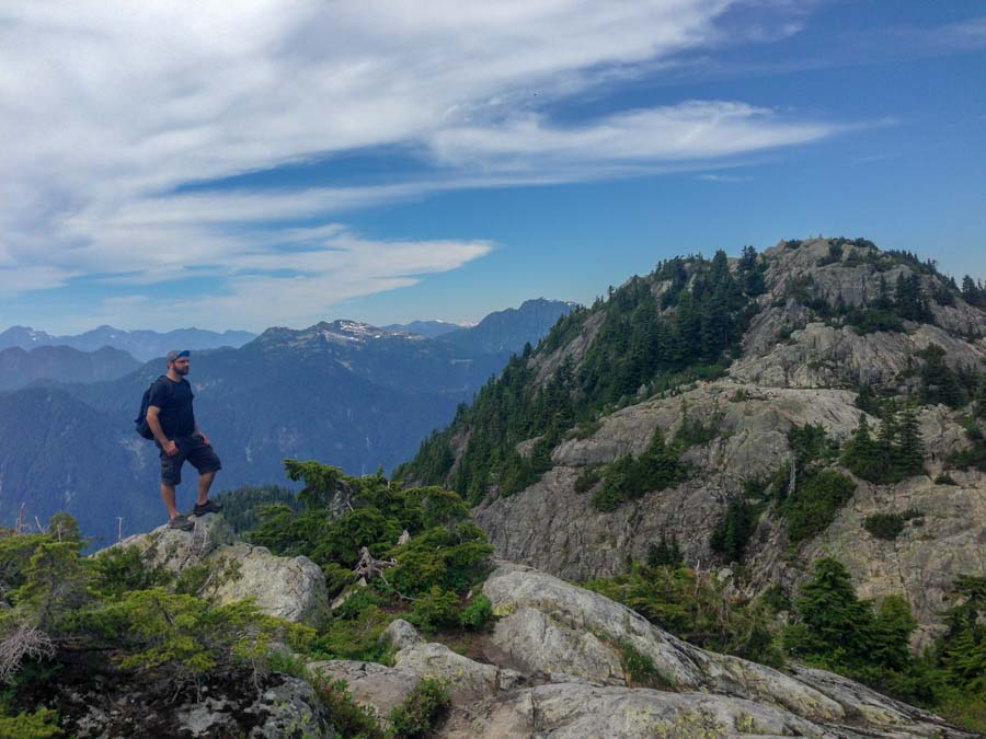 Mount Seymour is gorgeous, but don't go during bug season - then it's one of the worst hikes in Vancouver