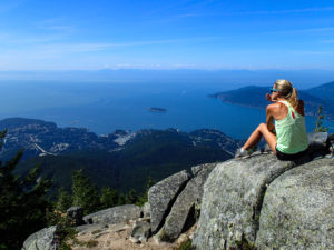 Eagle Bluff at Cypress Provincial Park - one of the best hikes in Vancouver