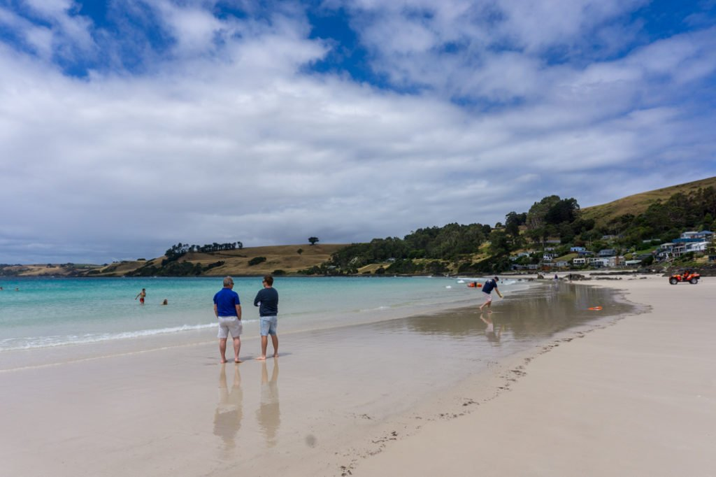 Boat Harbour Beach in North West Tasmania. Just one of over 40 things to do in Devonport and Tasmania's North West.