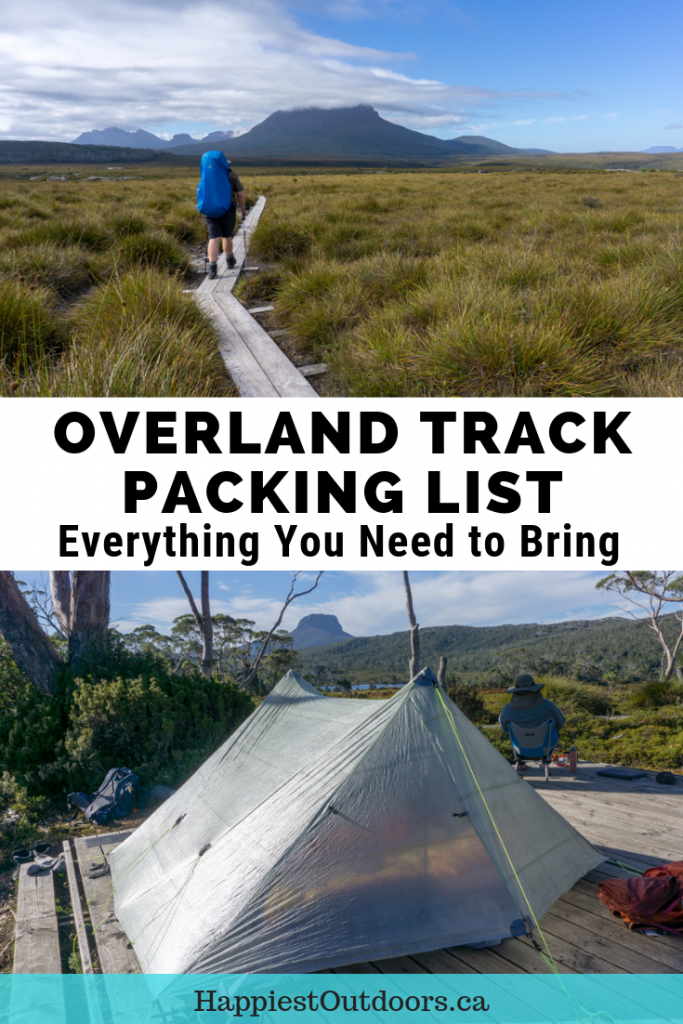 Everything you need to bring on the Overland Track in Tasmania, Australia. Includes a printable gear checklist. Get Overland Track gear recommendations from an experienced hiker and Overland Track walker. Ensure you have the gear you need to keep you warm, dry and happy on the Overland Track. #OverlandTrack #Tasmania #Australia #bushwalking #hiking