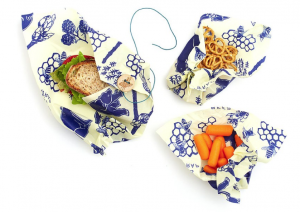 Bee's wax reusable food wraps by Bee's Wrap