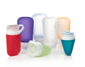 Humangear GoToob silicone squeeze bottles