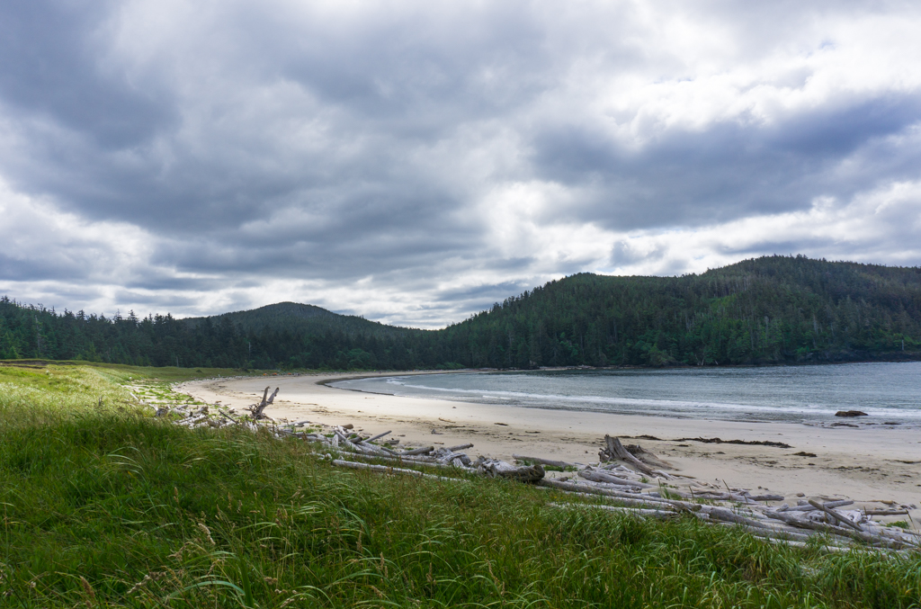 Guise Bay Beach, Cape Scott Provincial Park