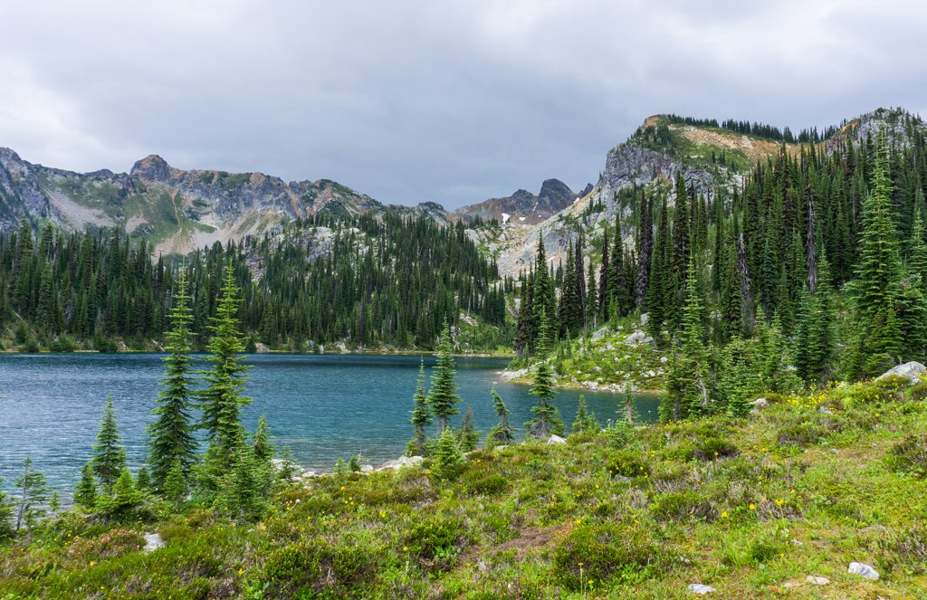 Eva Lake: one the best hikes in Revelstoke, BC