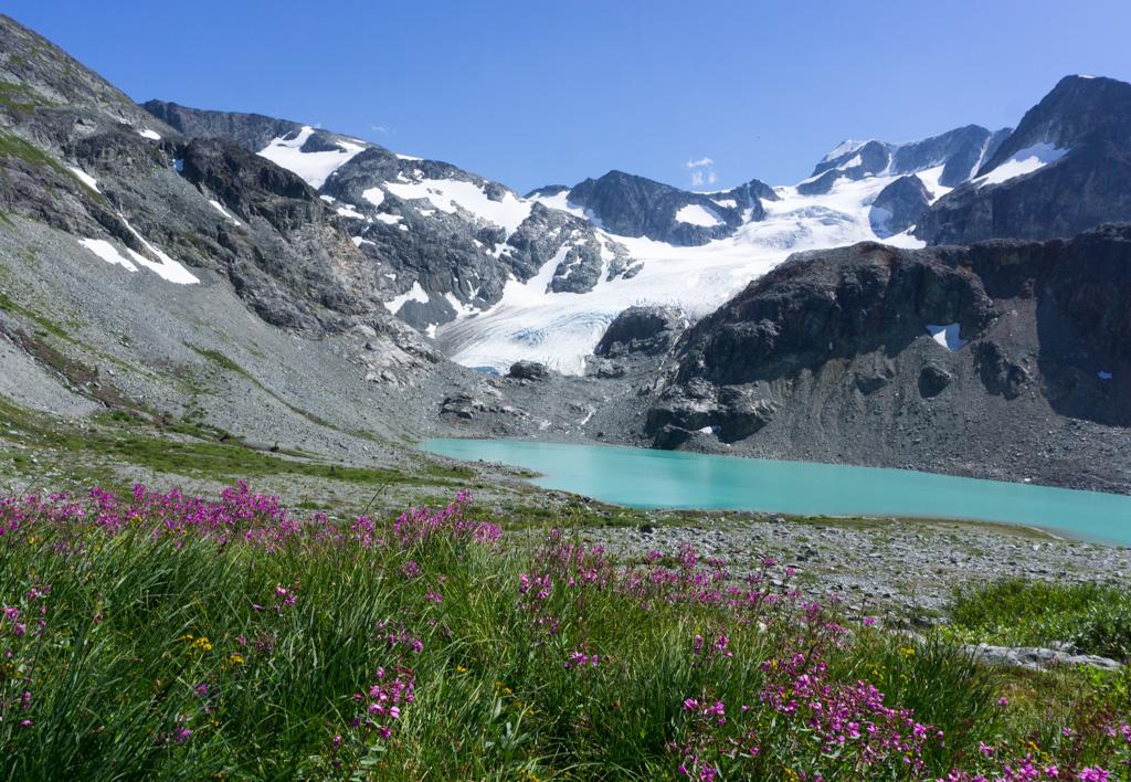 Wedgemount Lake - Trip 4 in Backpacking in Southwestern British Columbia